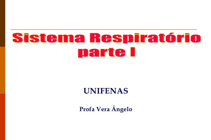 UNIFENAS Profa Vera Ângelo