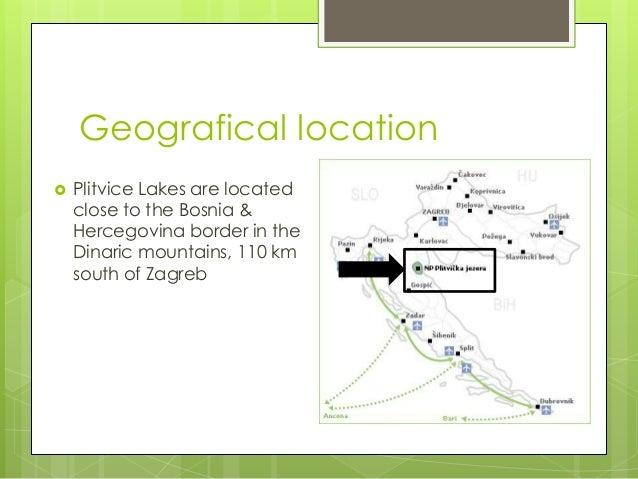 Geografical location
