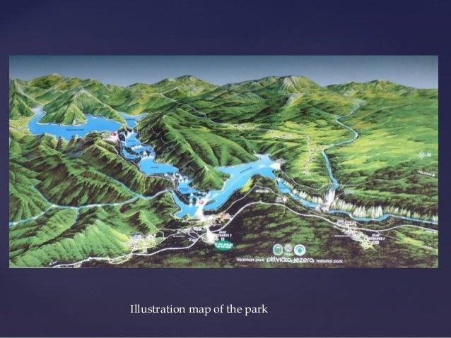 Plitvice lakes national park Slovenia