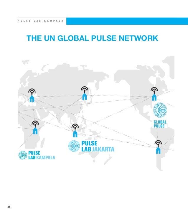 P U L S E L A B K A M P A L A THE UN GLOBAL PULSE NETWORK 38