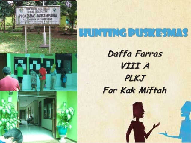 CARING          COUNSELING CENTER                                                                   HUNTING PUSKESMAS     ...