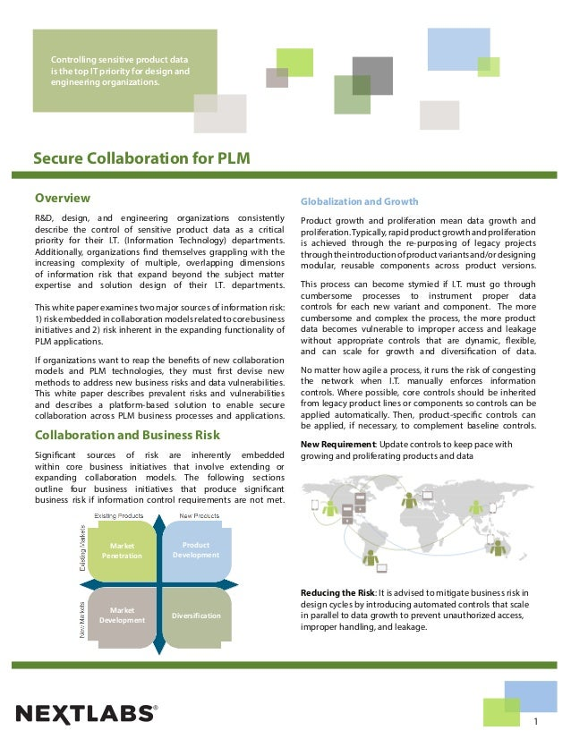 plm and xml white paper This white paper elaborates the challenges faced  (cae) applications using the  plm xml protocol to  the paper also shares our engagement experi- ence in.