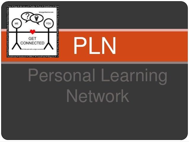Personal LearningNetworkPLN