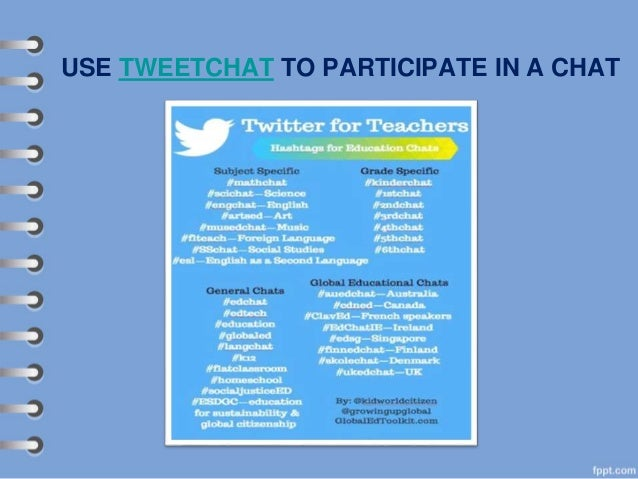 Use TWIDUCATE with your students. Use TWEETDECK to manage your account & STORIFY to save your hashtag conversation.