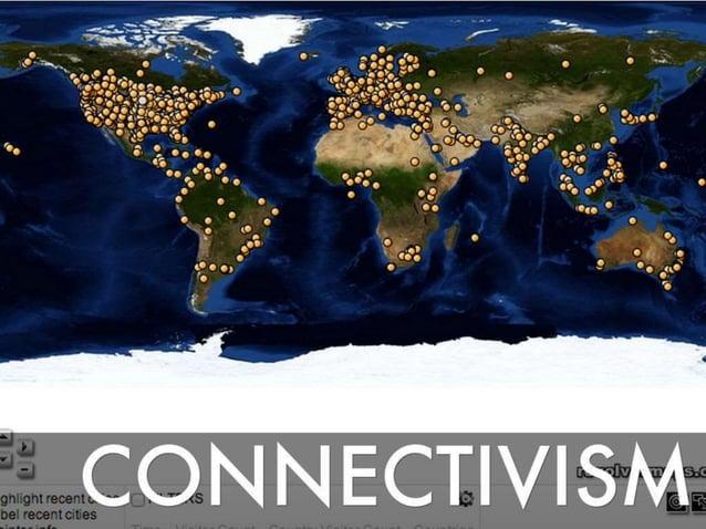 PLNs, CoPs, and Connectivism