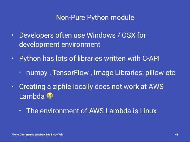 Build a RESTful API with the Serverless Framework