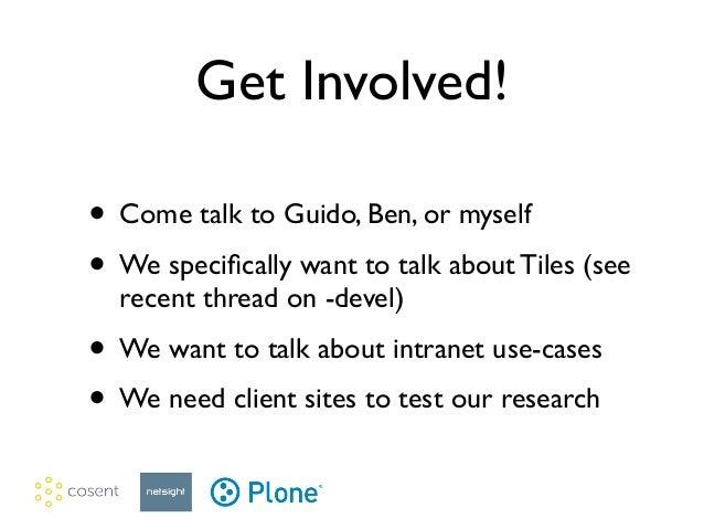 Plone Intranet talk at Plone Open Garden 2014, Sorrento