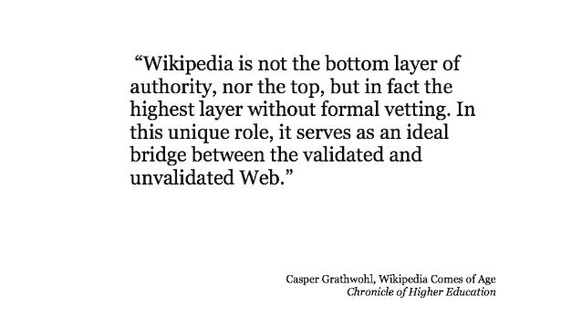 Crossing the streams: Social and technical interfaces between Wikimedia and Open Access publishing