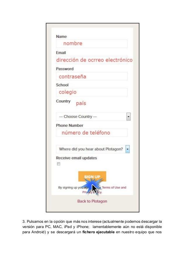 3. Pulsamos en la opción que más nos interese (actualmente podemos descargar la             versión para ...