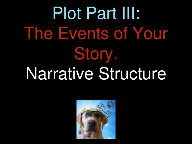 Plot Part III: The Events of Your Story. Narrative Structure