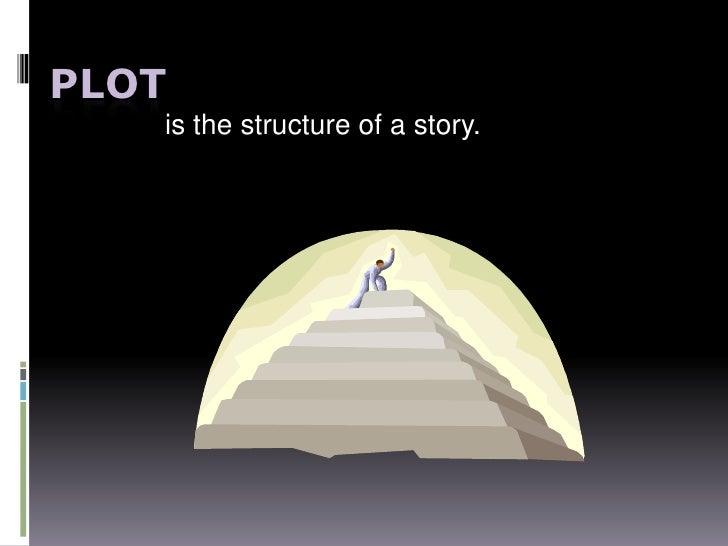 Plot <br />is the structure of a story. <br />