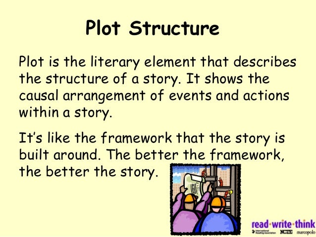 read write think plot diagram You can think of plot and structure like the dna of your story write down what the disturbance is in your story identify the two doorways of no return if you practice, let the people who read your blog know.