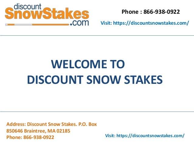 6d093225e80e Plow stakes
