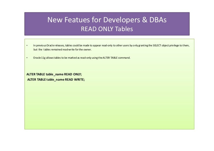 Oracle Database Release Notes