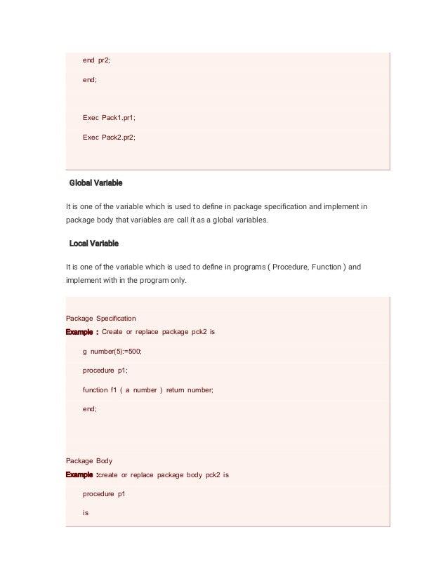 Oracle/PLSQL String Functions - PSOUG org