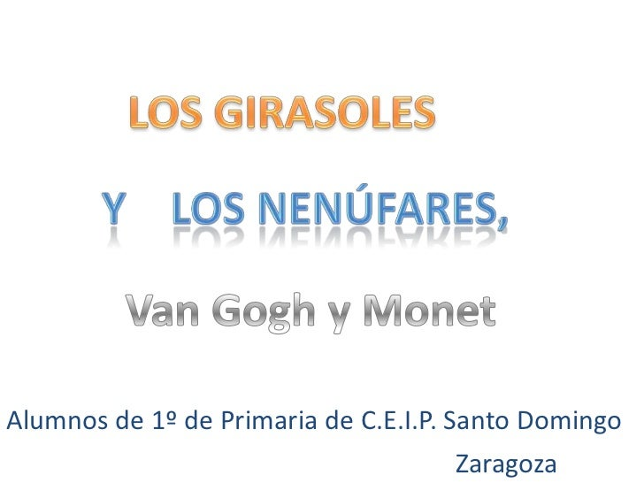 Alumnos de 1º de Primaria de C.E.I.P. Santo Domingo Zaragoza