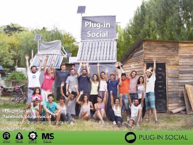 Plug-In Social - Green Drinks Buenos Aires 07/2016