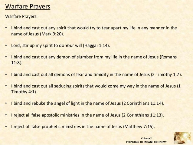 Plugging into the power source 3 secprayerseries_vol2