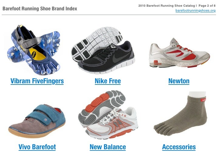 Plugin 2010 barefoot running shoes catalog 4