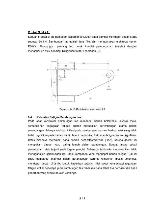 Plugin Bab 09 Kekuatan Sambungan Las1