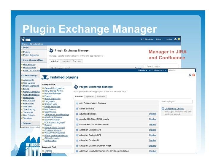 Plugin Exchange