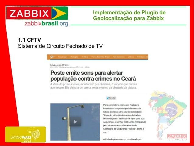 Circuito Fechado De Tv : Latinoware implentando plugin de geolocalização no