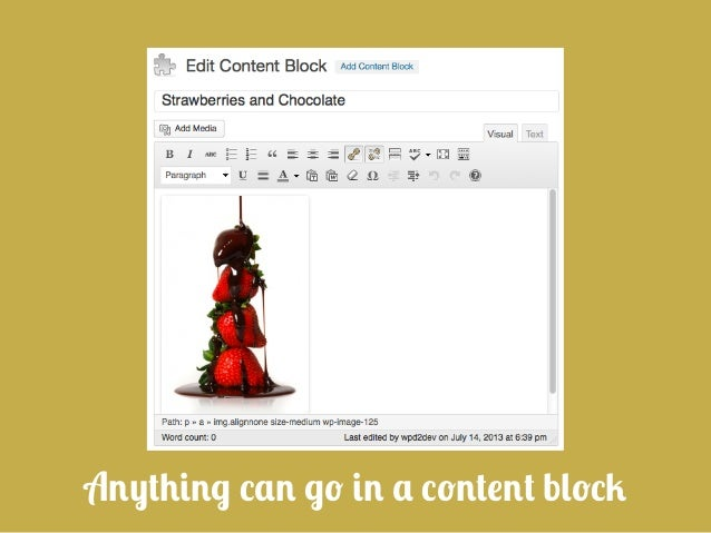 How to Jazz Up Your WordPress Site - without a lick o' code slideshare - 웹