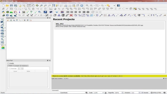 Plugins in QGIS and its uses