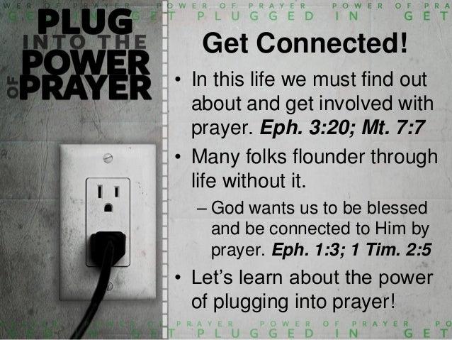 A) God's Amazing Power (Ephesians 3:20)