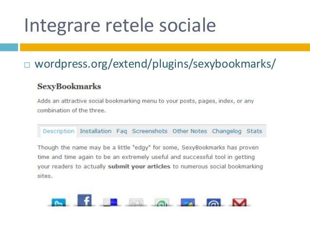 Pluginuri WordPress care îţi vor face viaţa mai uşoară slideshare - 웹
