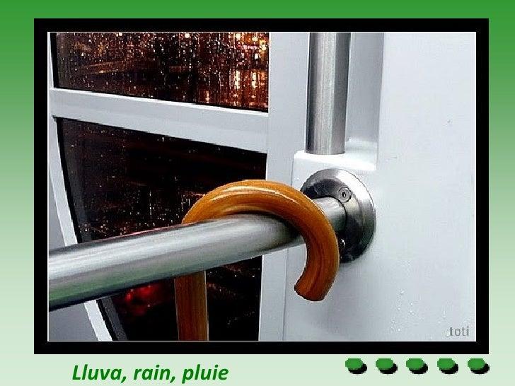 Lluvia, rain, pluie