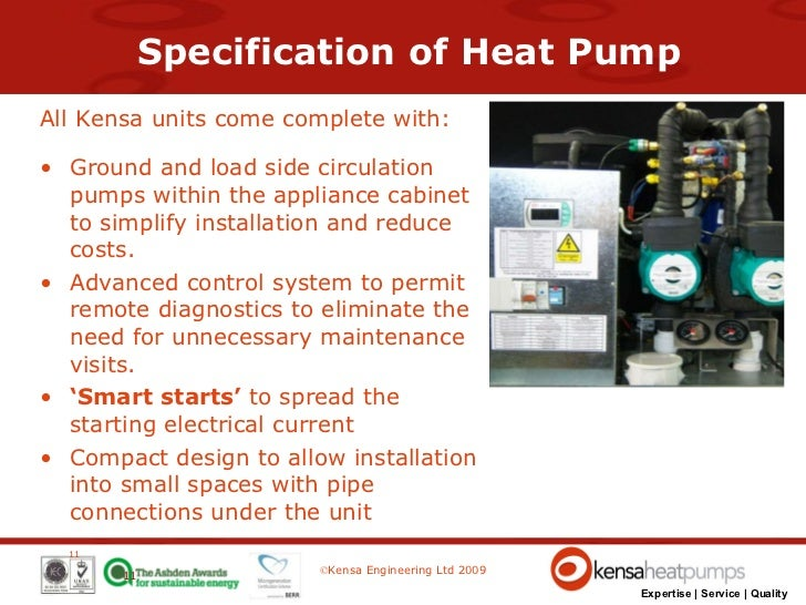 Kensa Heat Pump Wiring Diagram : Gshp training for plumbcenter delivered by kensa heat