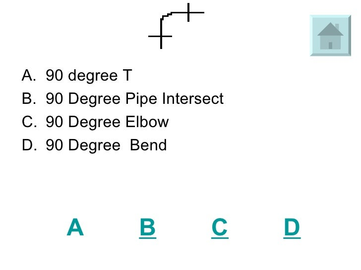 Plumbing And Electrical Symbols Jeopardy Game