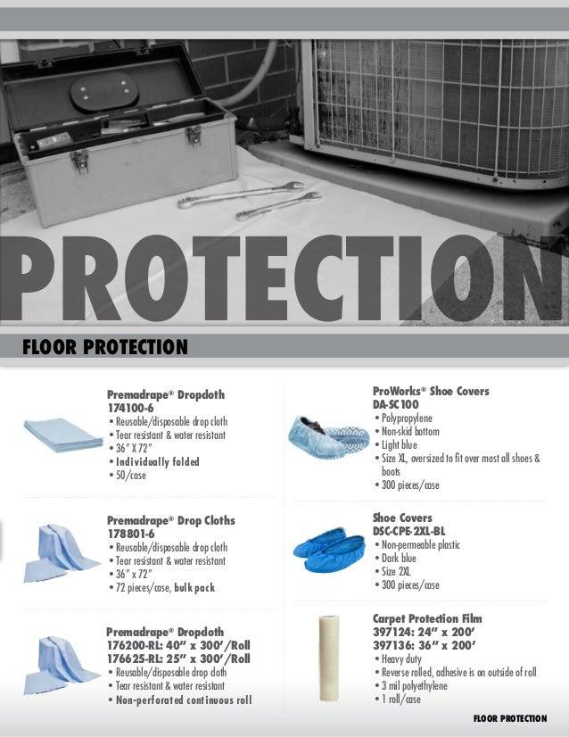 3 protection floor protection premadrape drop cloths