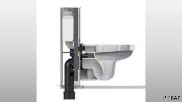 Plumbing Joints Sanitation Traps