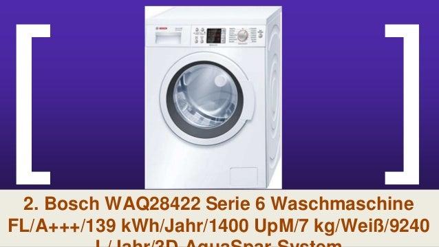 Die 10 Besten Bosch Waschmaschine In 2018