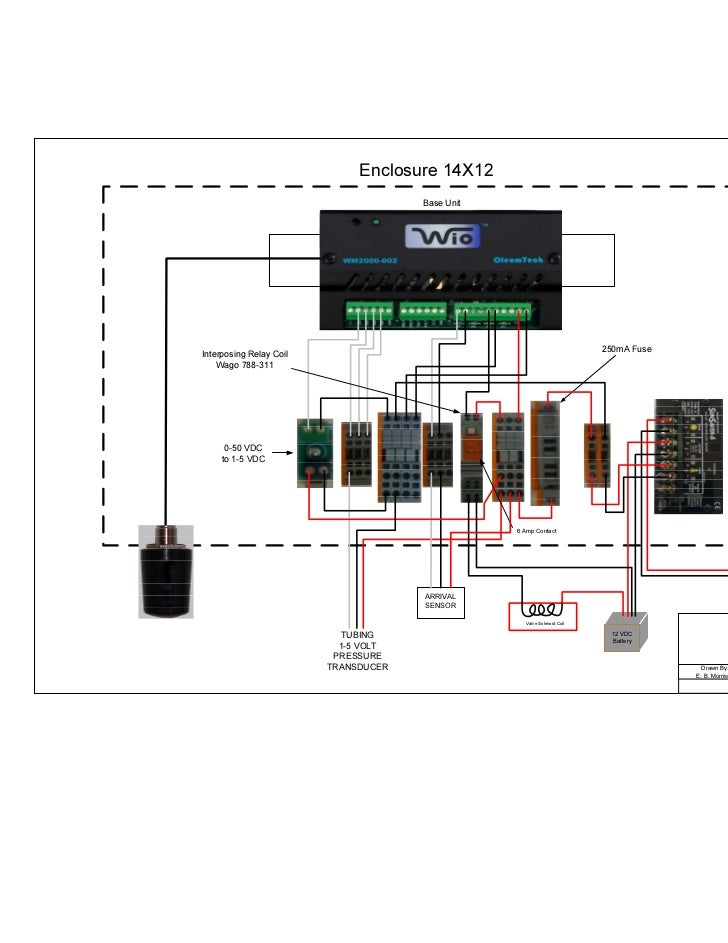 plunger lift real time 3 wire arrival sensor with solar. Black Bedroom Furniture Sets. Home Design Ideas