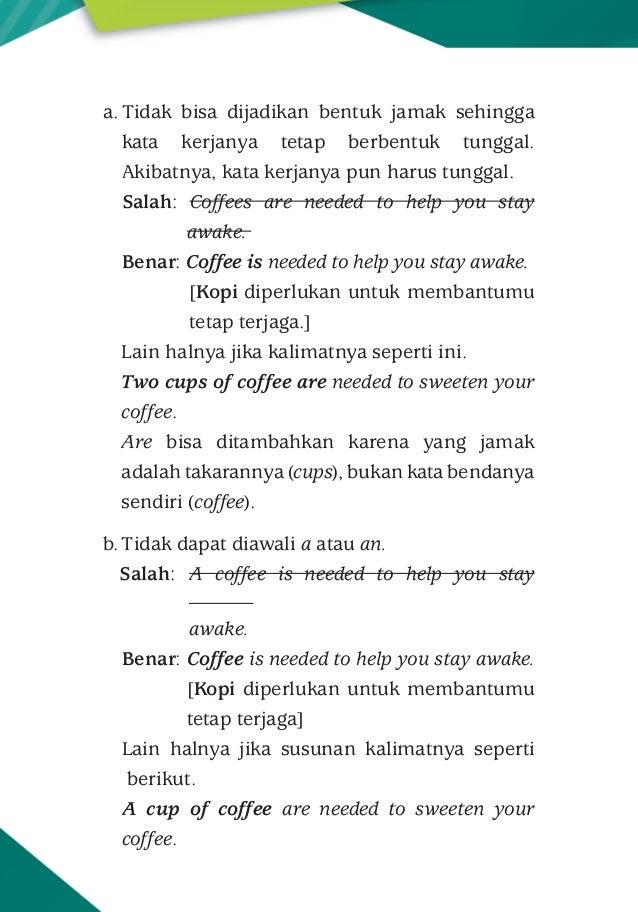 Plural Nouns Dalam Bahasa Inggris