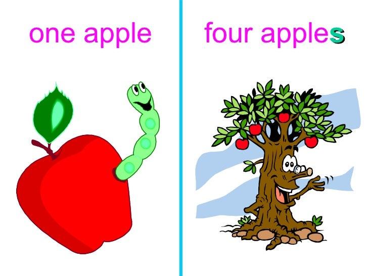 four apple s one apple