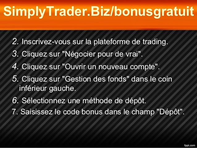 bonus gratuit de 25 euros pour trader simplytrader biz bonusgratuit. Black Bedroom Furniture Sets. Home Design Ideas