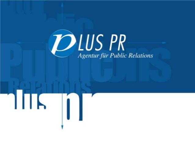 >> Medienspezifische PR