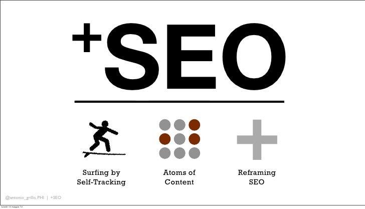 +SEO: Reframing SEO as Social Engine Optimization
