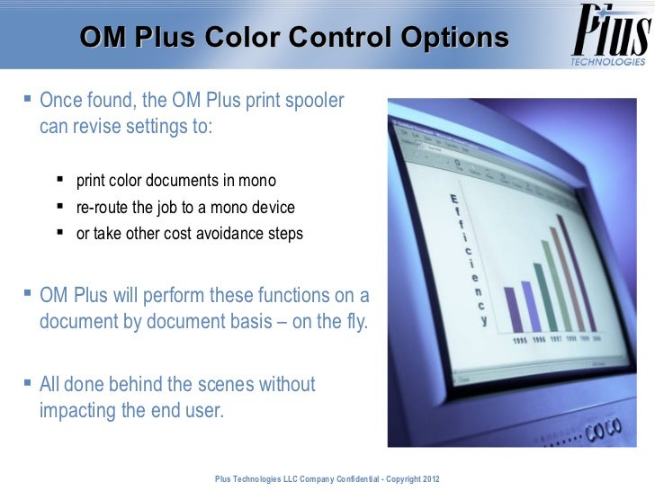 Reducing The Cost Of Color Printing