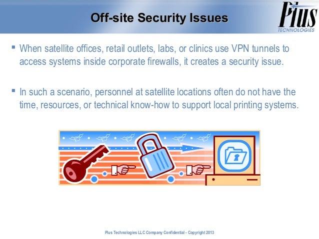 Secure Print Management for Satellite Offices & Clinics Slide 3