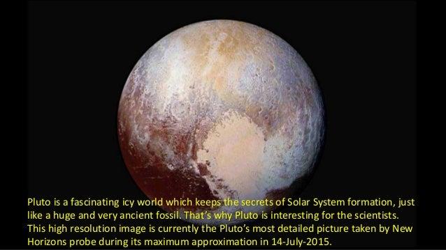 Kerberos Moon Of Plluto: The Dwarf Planet