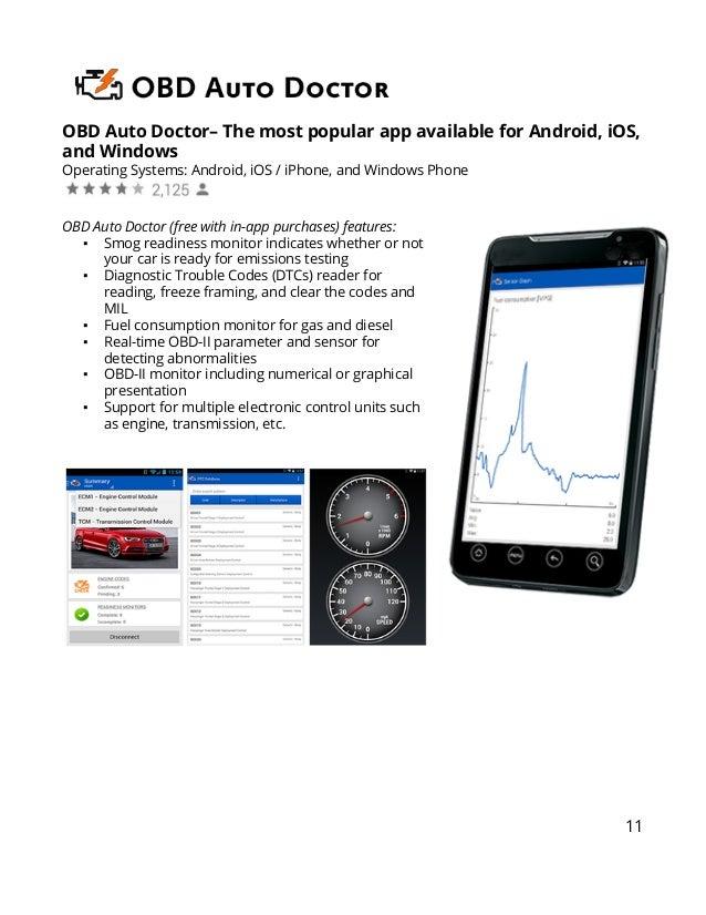 Obd Iphone App