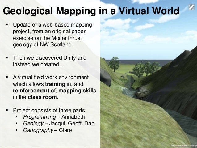 a virtual training environment essay Firefighter command training virtual environment tazama u st julien stjulien@ccgatechedu chris d shaw cdshaw@ccgatechedu gvu center, georgia tech.