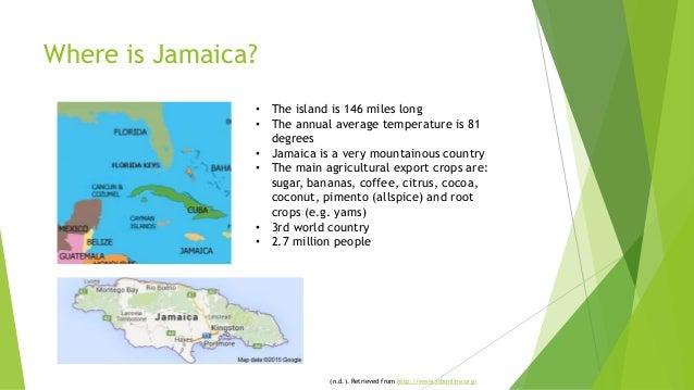Plymouth State University International Service Trip To Jamaica