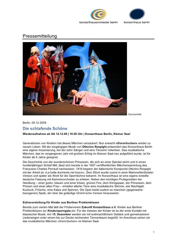 Pressemitteilung                                                                                 SzenenbildBerlin, 09.12.2...