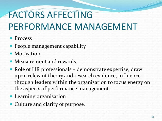bath people and performance management Human resource management and performance: from practices towards   and not human resources, as it does not suffice to hire best people in order to  gain.